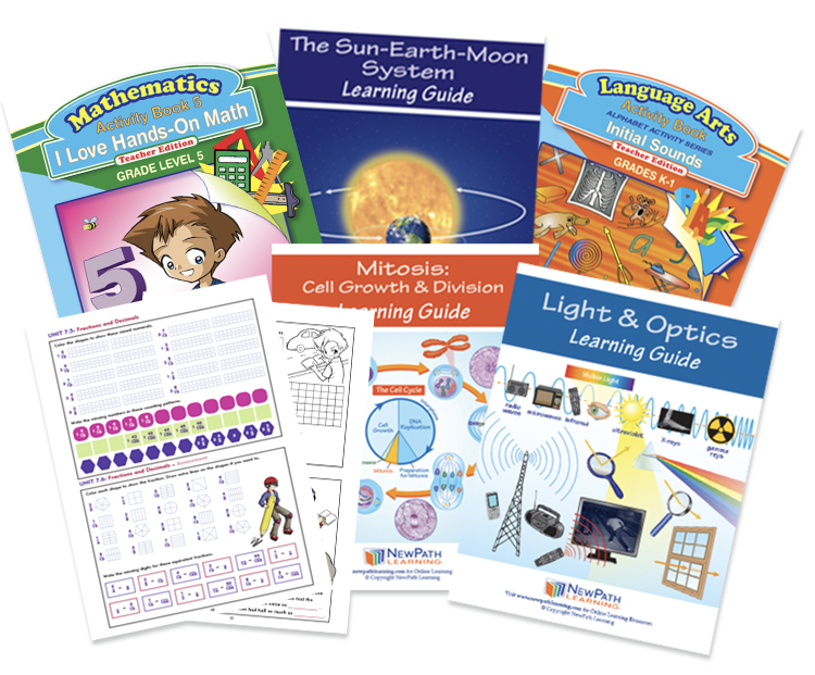 E-Books/Workbooks