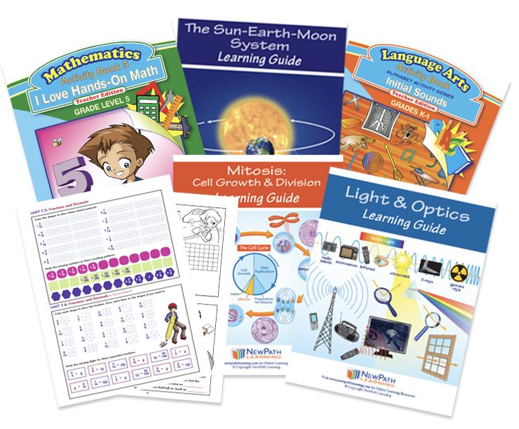 E-Books/Workbooks