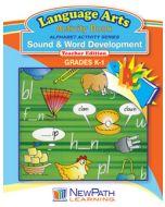Alphabet Activity Series - Sound and Word Development - Grade K-1  - Downloadable eBook