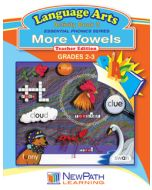 Essential Phonics Series - More Vowels - Grade 2 - 3  - Downloadable eBook
