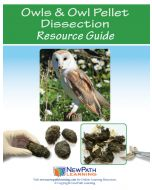 Owls and Owl Pellet Dissection Resource Guide - Grades 4 - 9 - Print Version