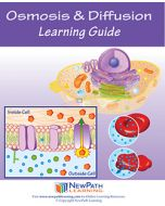Osmosis Student Learning Guide - Grades 6 - 10 - Downloadable eBook