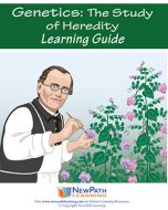 Genetics: The Study of Heredity Student Learning Guide - Grades 6 - 10 - Downloadable eBook