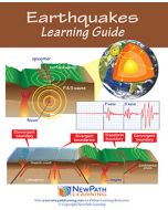 Earthquakes Student Learning Guide - Grades 6 - 10 - Downloadable eBook