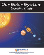 Our Solar System Student Learning Guide - Grades 6 - 10 - Downloadable eBook