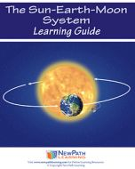 Sun-Earth-Moon System Student Learning Guide - Grades 6 - 10 - Downloadable eBook