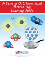 Atoms & Chemical Bonding Student Learning Guide - Grades 6 - 10 - Print Version - Set of 10