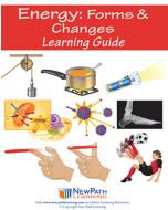 Energy: Forms & Changes Student Learning Guide - Grades 6 - 10 - Print Version