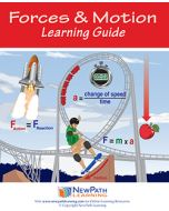Forces & Motion Student Learning Guide - Grades 6 - 10 - Downloadable eBook