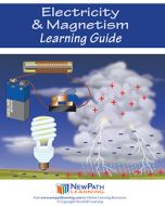 Electricity & Magnetism Student Learning Guide - Grades 6 - 10 - Downloadable eBook