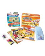 Grade 1 Language Arts Curriculum Mastery® Game - Class-Pack Edition