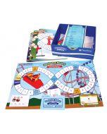TEXAS Grade 5 Math Curriculum Mastery® Game - Class-Pack Edition