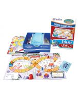 TEXAS Grades 8 - 10 Science Curriculum Mastery® Game - Class-Pack Edition
