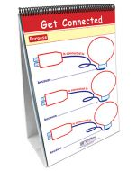 Thinking Graphically™ About Reading - Vocabulary Flip Chart Set