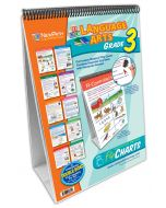 English Language Arts Grade 3 - Flip Chart Set