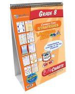 ELA Common Core Curriculum Mastery® Flip Chart Set - Grade 8