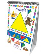 Exploring Shapes Curriculum Mastery® Flip Chart Set - Early Childhood - English Version