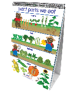 All About Plants Curriculum Mastery® Flip Chart Set - Early Childhood - English Version
