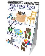Exploring Matter Curriculum Mastery® Flip Chart Set - Early Childhood - English Version