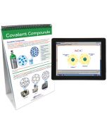 Atoms and Chemical Bonding Curriculum Mastery® Flip Chart Set With MULTIMEDIA Lesson