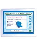 Grade 4 Language Arts Interactive Whiteboard CD-ROM - Site License