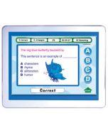 TEXAS Grade 4 Language Arts Interactive Whiteboard CD-ROM - Site License