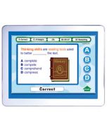 Grades 8 - 10 Language Arts Interactive Whiteboard CD-ROM - Site License