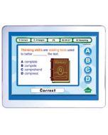 Grades 8 - 10 Language Arts Interactive Whiteboard CD-ROM - Site License