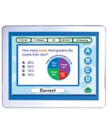 TEXAS Grade 3 Math Interactive Whiteboard CD-ROM - Site License