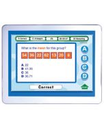 TEXAS Grade 6 Math Interactive Whiteboard CD-ROM - Site License