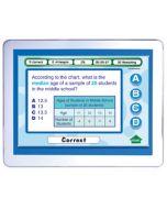 TEXAS Grade 7 Math Interactive Whiteboard CD-ROM - Site License