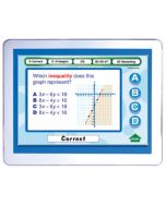 Grades 8 - 10 Math Interactive Whiteboard CD-ROM - Site License