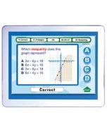 TEXAS Grades 8 -10 Math Interactive Whiteboard CD-ROM - Site License