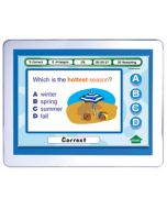 TEXAS Grade 1 Science Interactive Whiteboard CD-ROM - Site License