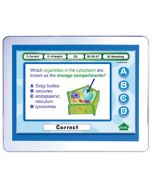 TEXAS Grade 6 Science Interactive Whiteboard CD-ROM - Site License