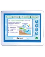 Middle School Earth Science Interactive Whiteboard CD-ROM - Site License