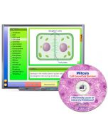 Mitosis: Cell Growth & Division Multimedia Lesson - CD Version