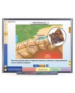 Minerals Multimedia Lesson - CD Version