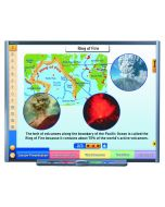Volcanoes Multimedia Lesson - CD Version