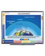 Earth's Atmosphere & Weather Multimedia Lesson - Downloadable Version