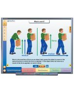 Work, Power & Simple Machines Multimedia Lesson - CD Version