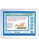 Grades 8 - 10 Social Studies Interactive Whiteboard CD-ROM - Site License