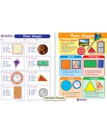 Plane Shapes Visual Learning Guide
