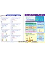 Introduction to Algebra Visual Learning Guide