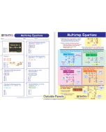 Multistep Equations Visual Learning Guide