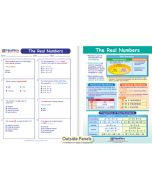 The Real Numbers Visual Learning Guide