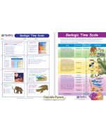 Geologic Time Scale Visual Learning Guide