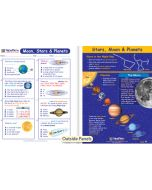 Moon, Stars & Planets Visual Learning Guide
