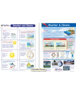 Weather & Climate Visual Learning Guide