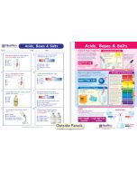 Acids, Bases & Salts Visual Learning Guide